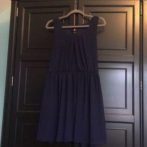 Navy Blue iZ Byer dress